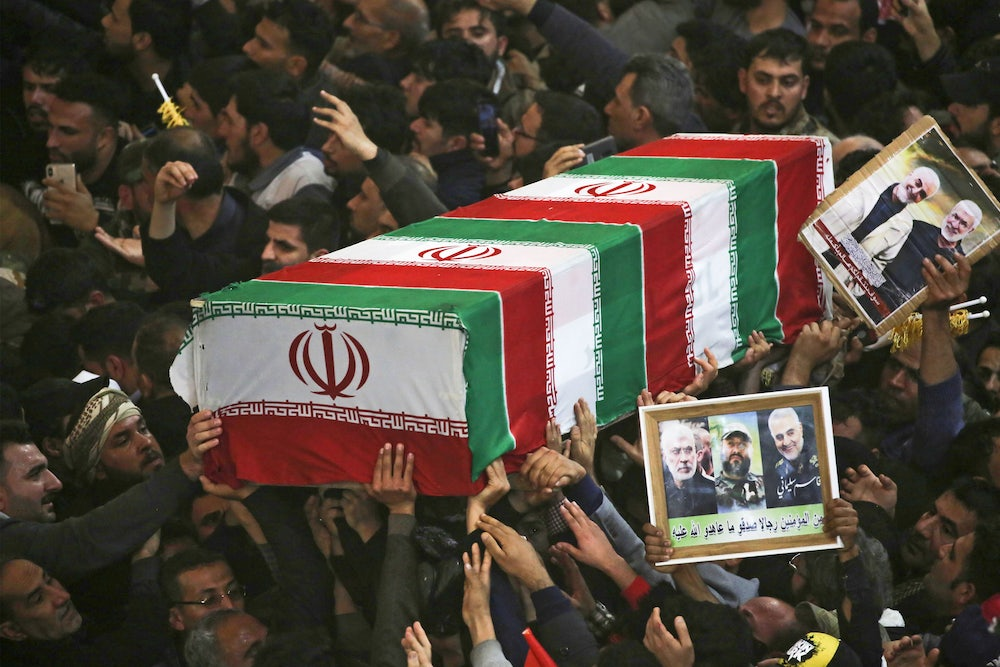 What the Media Is Getting Wrong About Soleimani's Killing