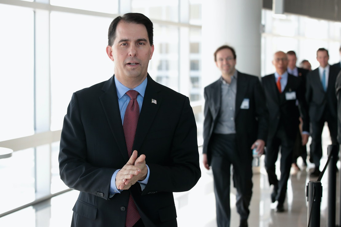 Scott Walker Thought He Could Get Away With Corporate Welfare