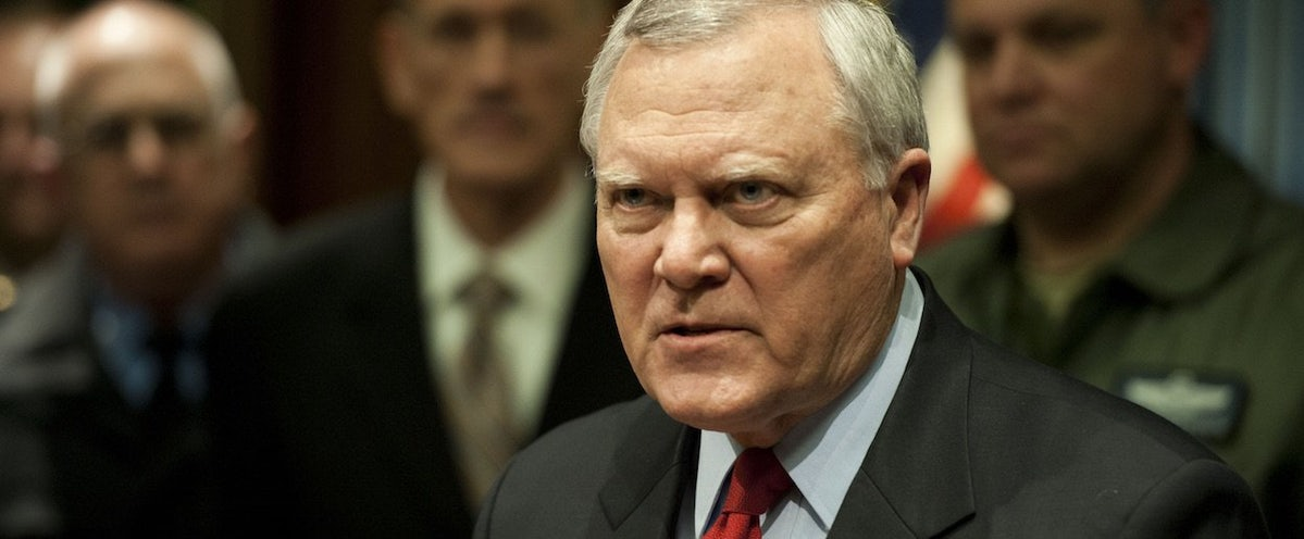 GOP Governor Nathan Deal Is Leading the U S  on Prison