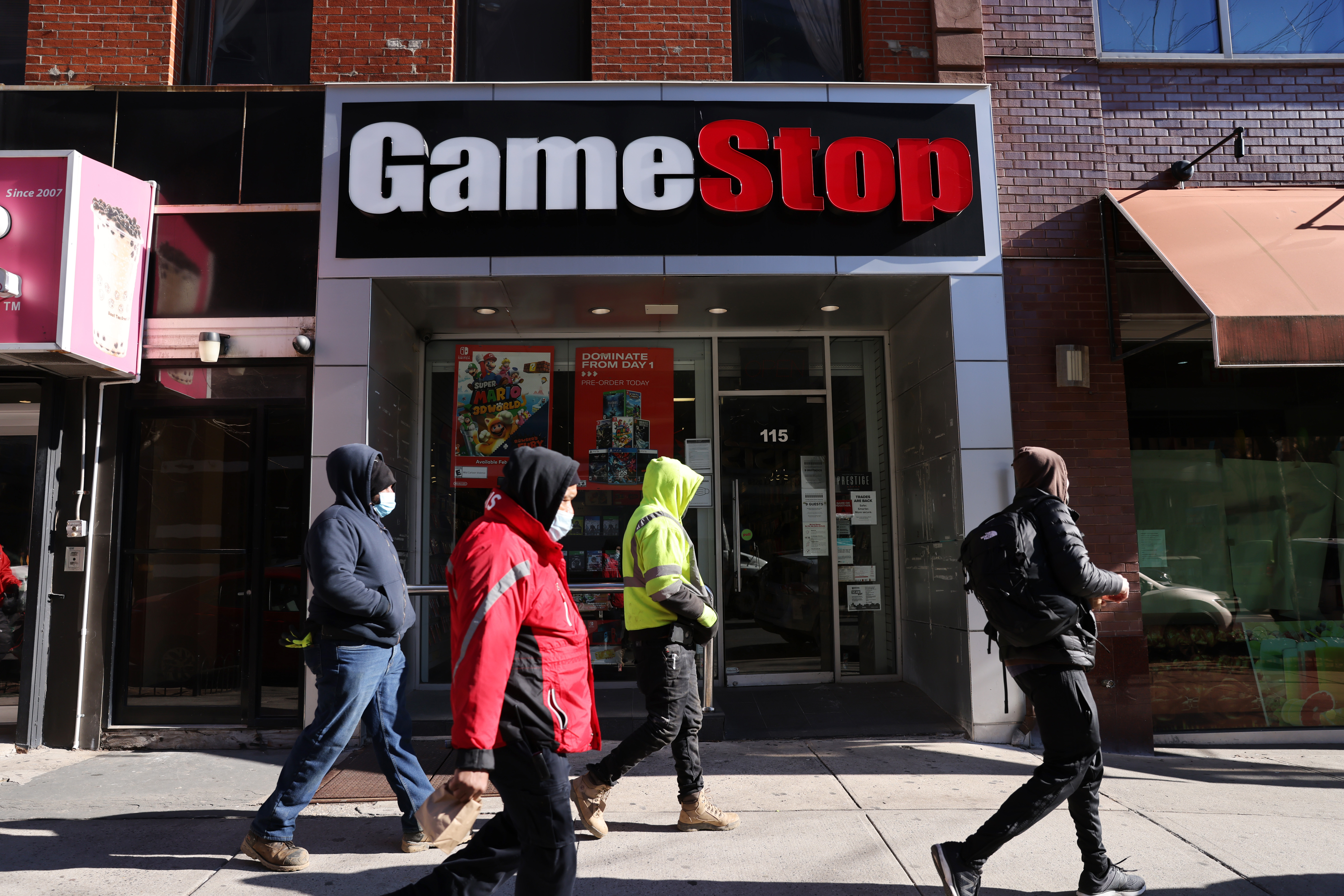 The GameStop Saga and the Incoherent Politics of the Stock Market thumbnail