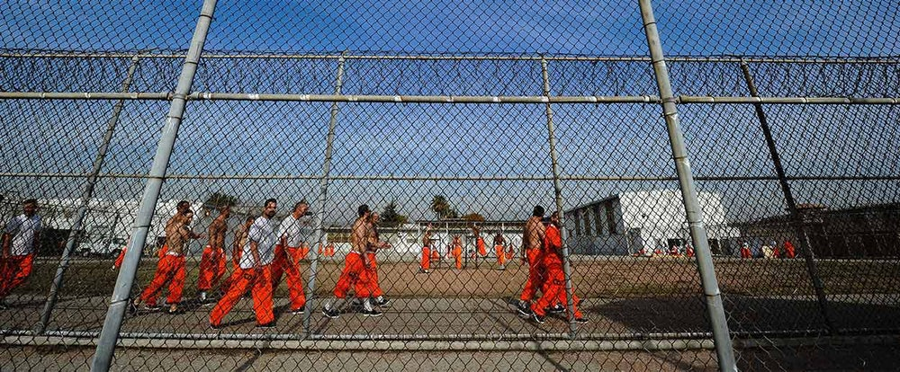 Inferno: An Anatomy of American Punishment by Robert Ferguson ...