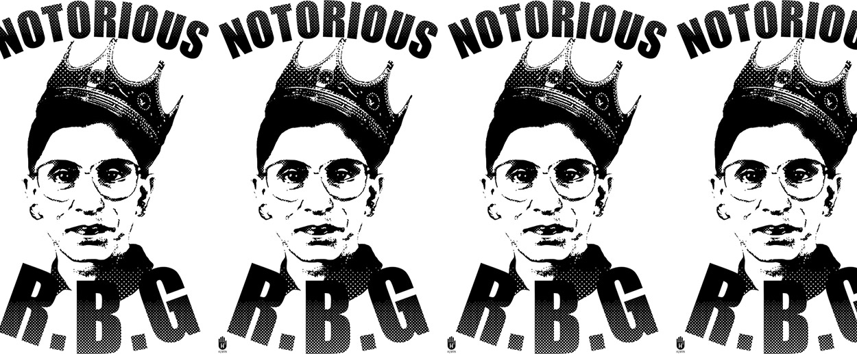ruth bader ginsburg memes how the internet fell in love with her