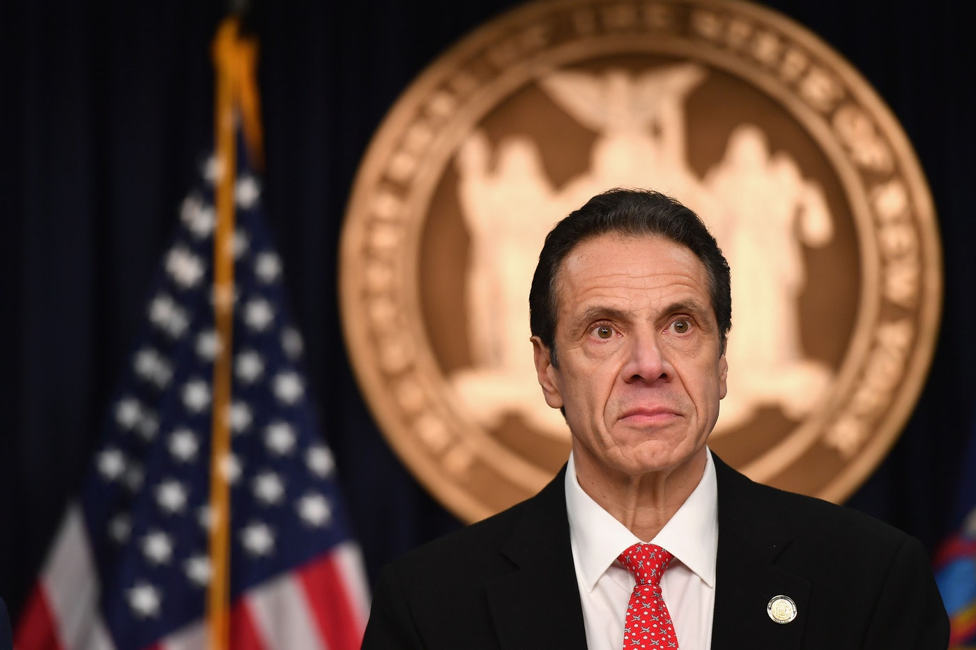 Turns Out Andrew Cuomo Isn T America S Governor After All The New Republic