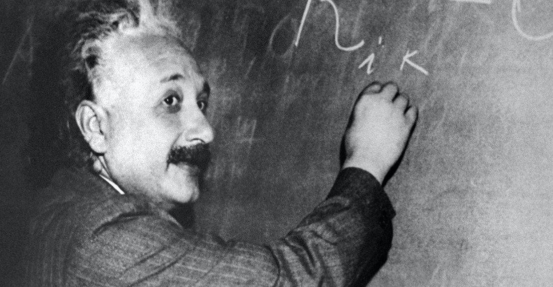 Albert Einstein was born in Ulm, Germany, in 1879, just a century ago. He is one of the small group of people in any epoch who remake the world throug