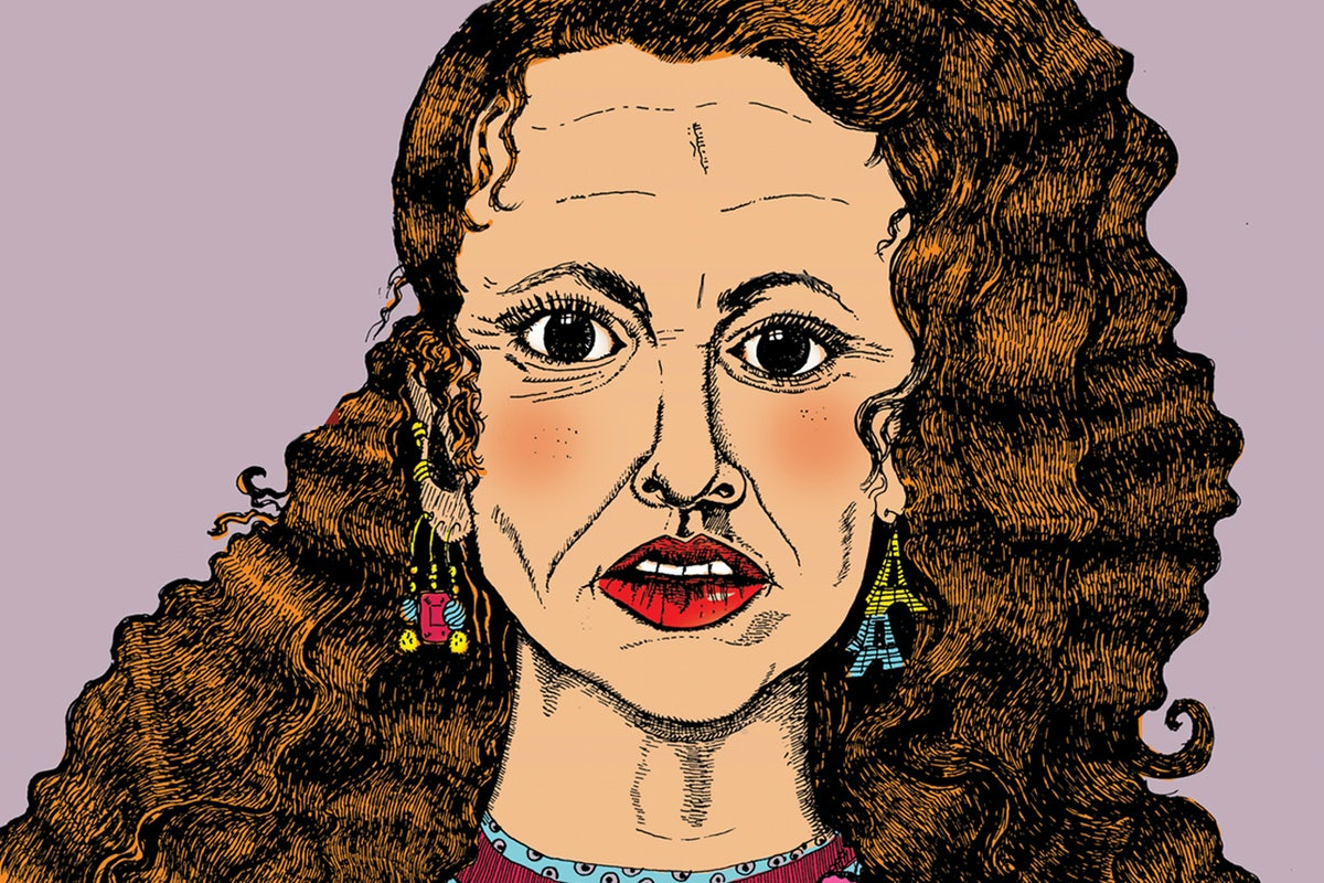 Aline Kominsky-Crumb Has One Regret | The New Republic