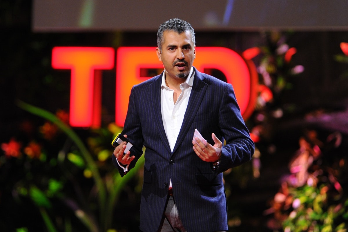 What Does Maajid Nawaz Really Believe? | The New Republic