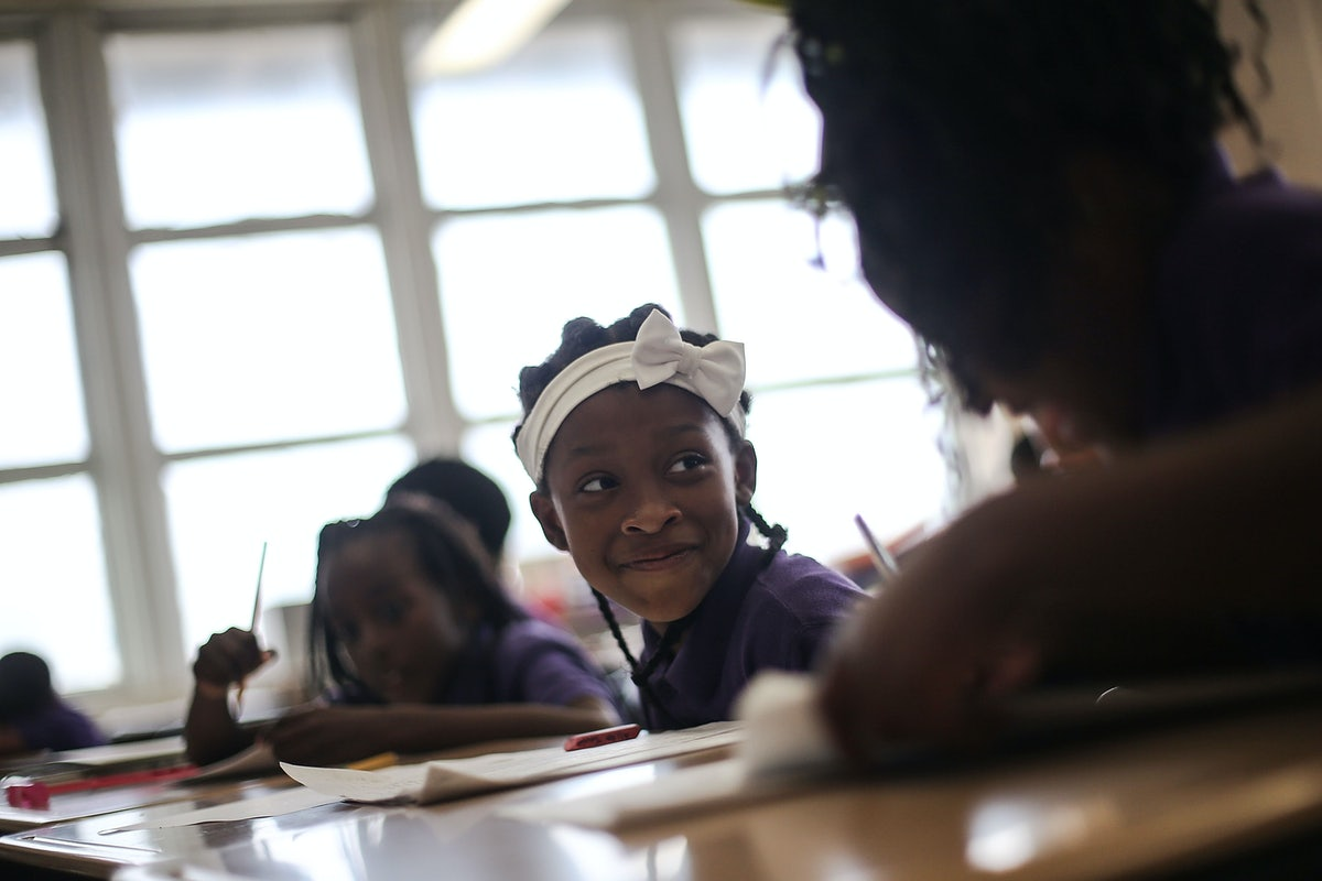 Black Students In Us Get Criminalized >> How Black Girls Are Locked Out Of America S Schools The New Republic