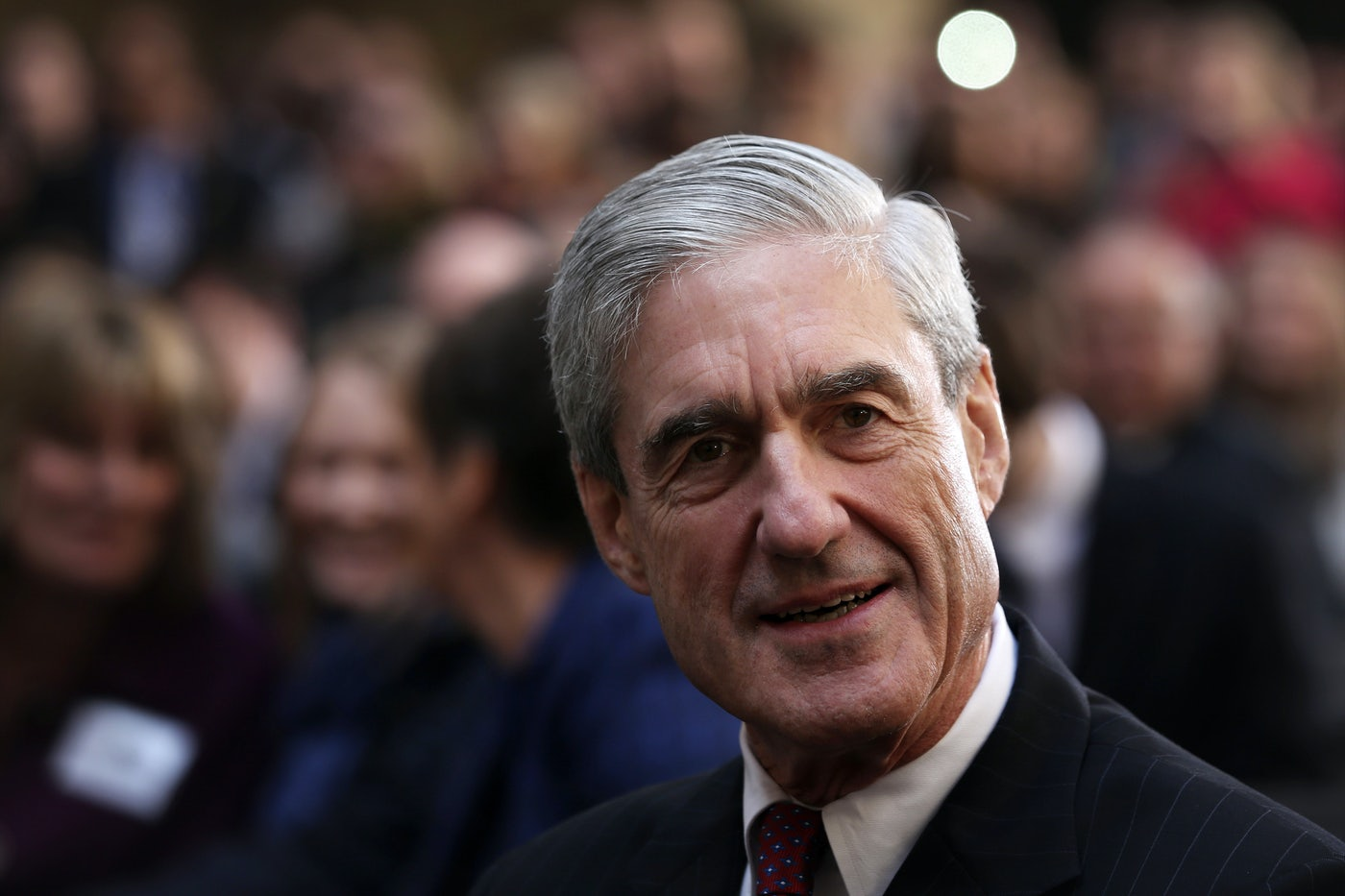 The 75-year old son of father (?) and mother(?) Robert Mueller in 2019 photo. Robert Mueller earned a  million dollar salary - leaving the net worth at  million in 2019