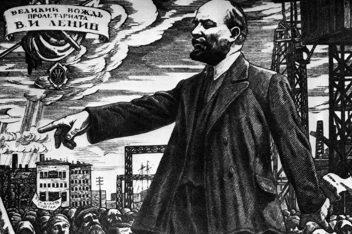 The Radical Hopes of the Russian Revolution
