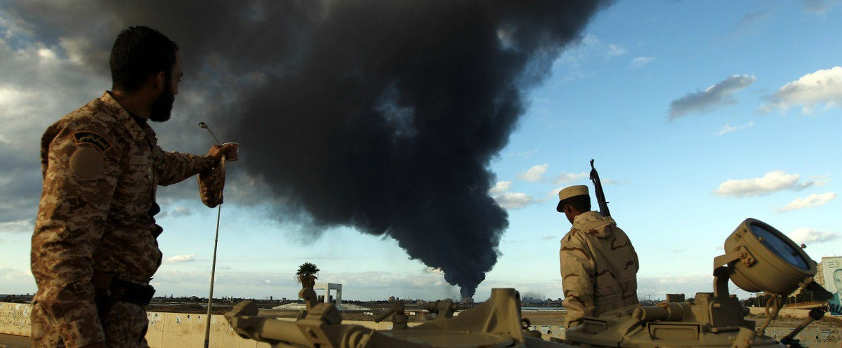reasons for military intervention in politics