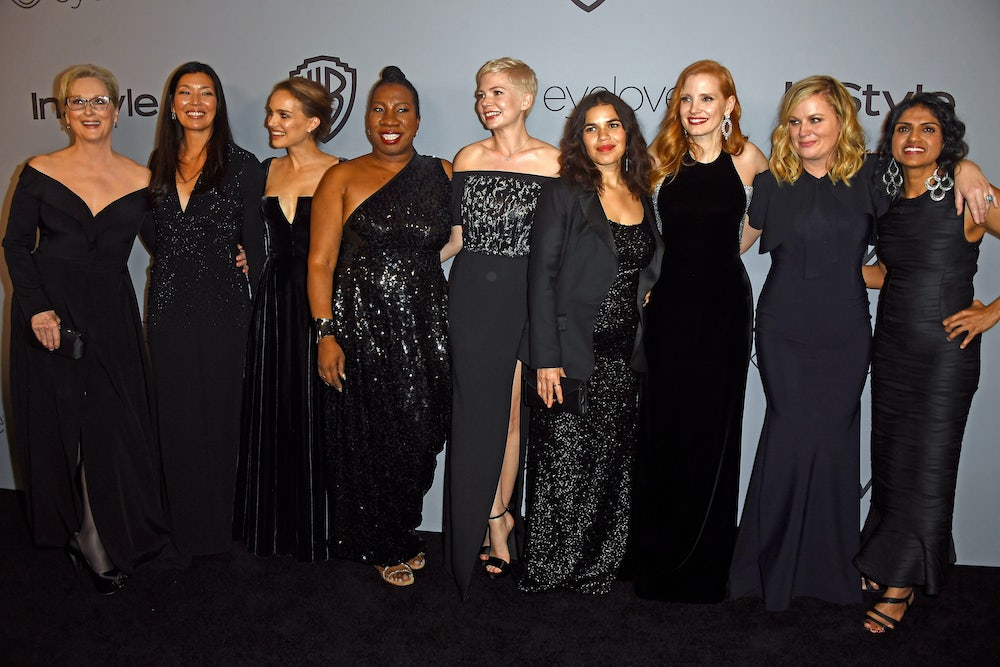Oprah The Golden Globes And The Trouble With Red Carpet