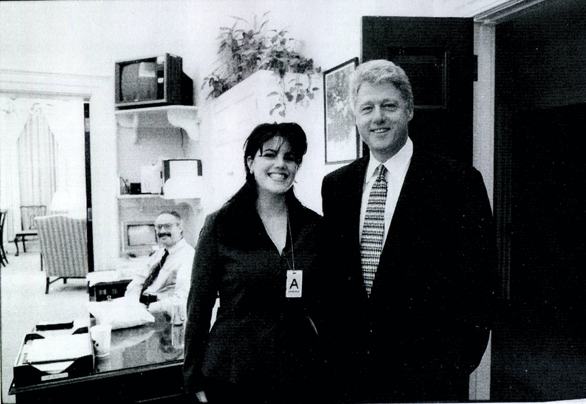 Have Monica lewinsky young pics consider, what