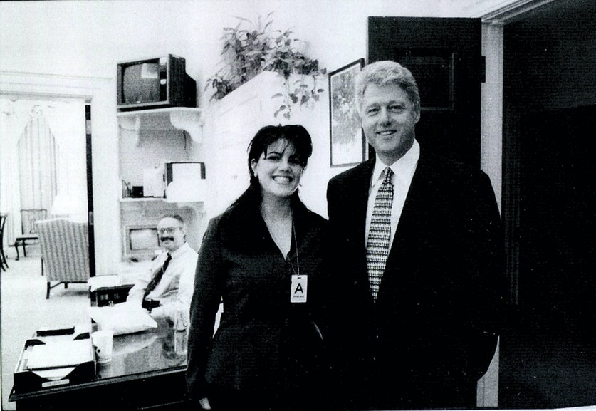 newrepublic.com - Monica Lewinsky's Very Long Road to Vindication