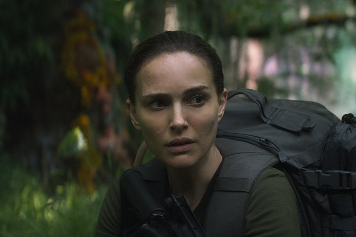 Annihilation Is A Brilliant Splicing Of Woolf With Cronenberg The