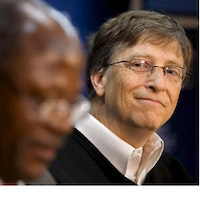 Gates Foundation photo
