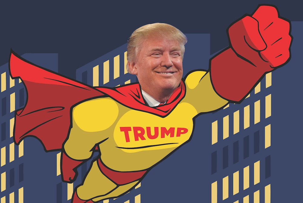 Image result for trump hero