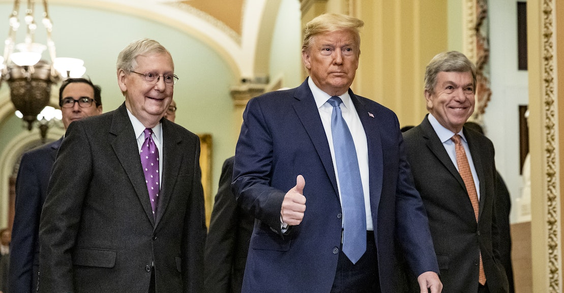 The Amateurs and Yes-Men in Trump's Army of Judges