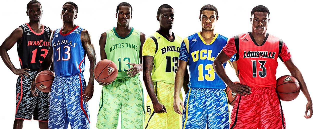 New Basketball Uniforms Have Sleeves The New Republic