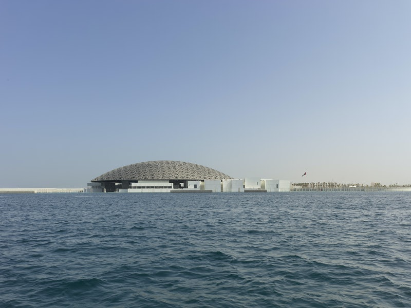The Power of the Louvre Abu Dhabi   The New Republic