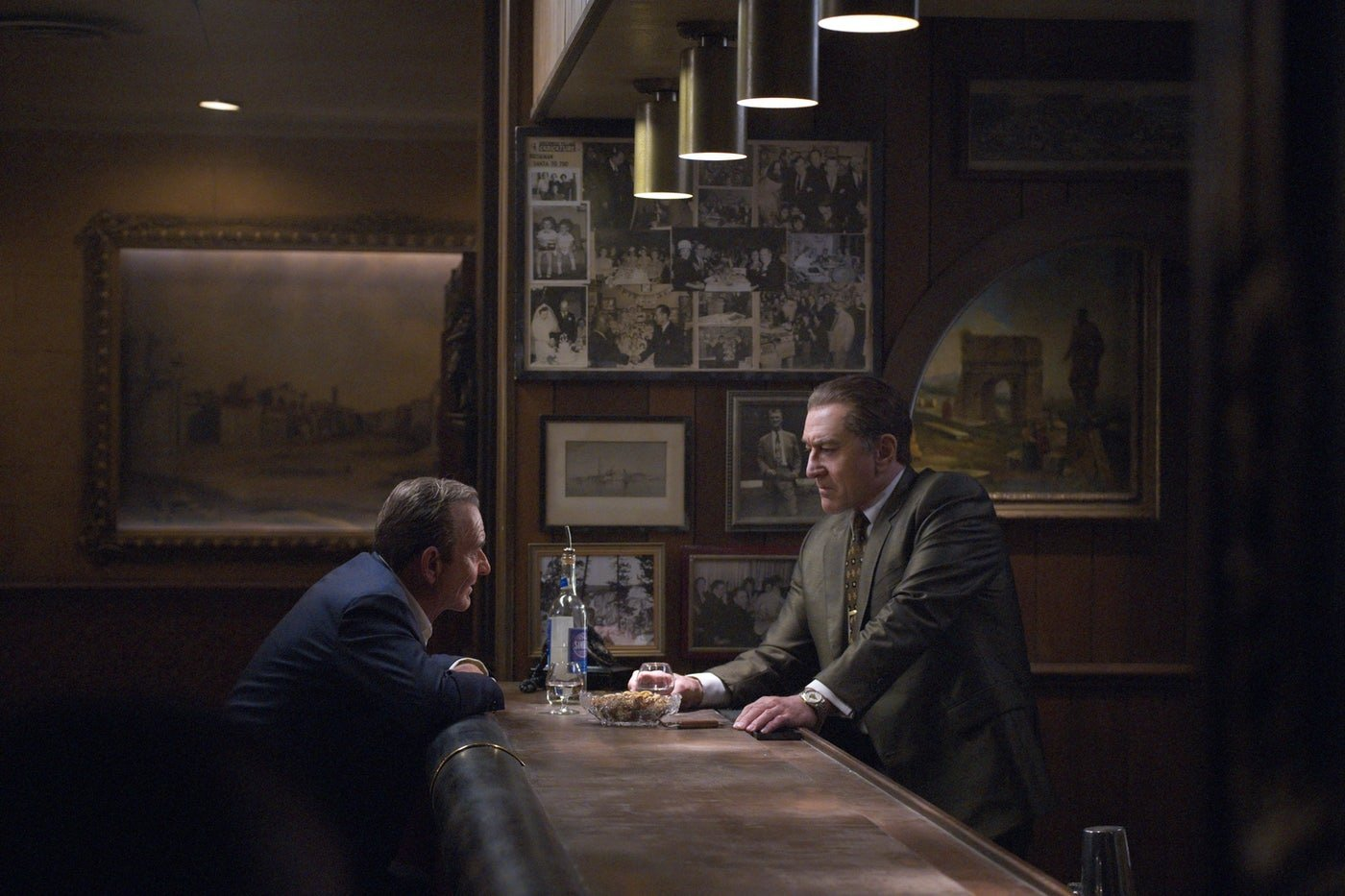 The Irishman And Parasite Two Paths For The Hustle The New Republic