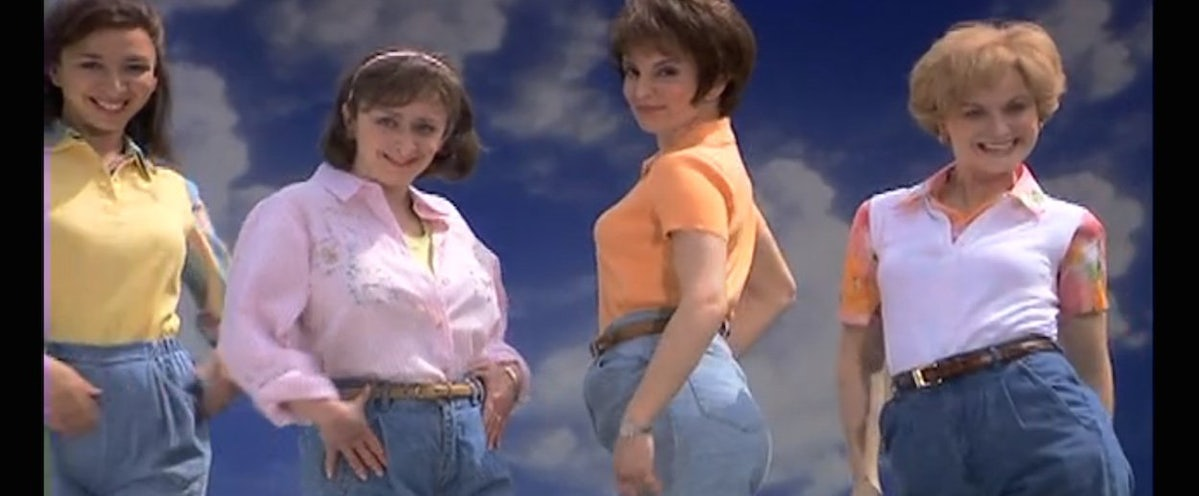 67de9597ba62 Mom Jeans Are Back: A Fashion Trend Gets a Deserved Resurrection ...