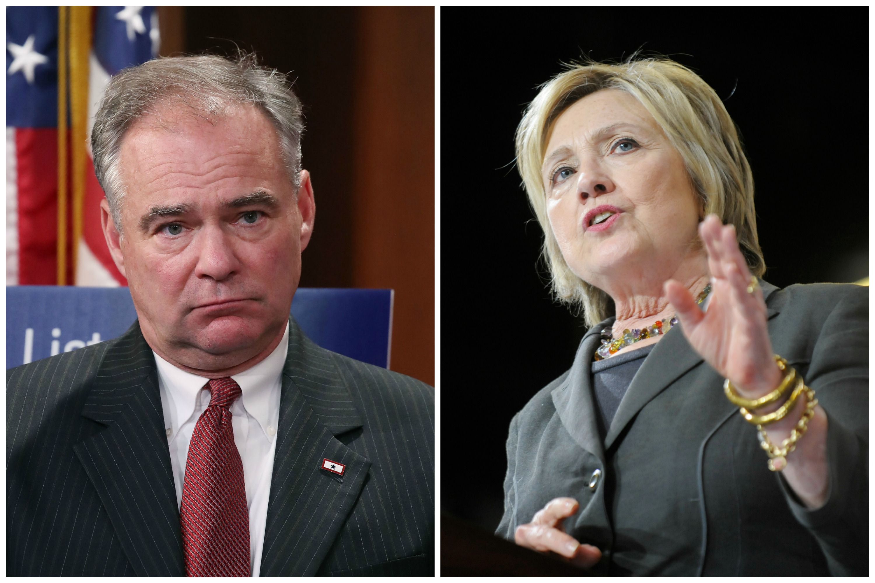 Tim Kaine Is Too Boring to Be Clinton's Running Mate