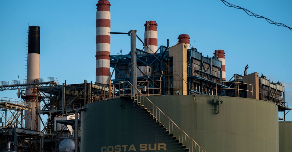 Is Puerto Rico About to Give Another Terrible Energy Contract to an American Company?