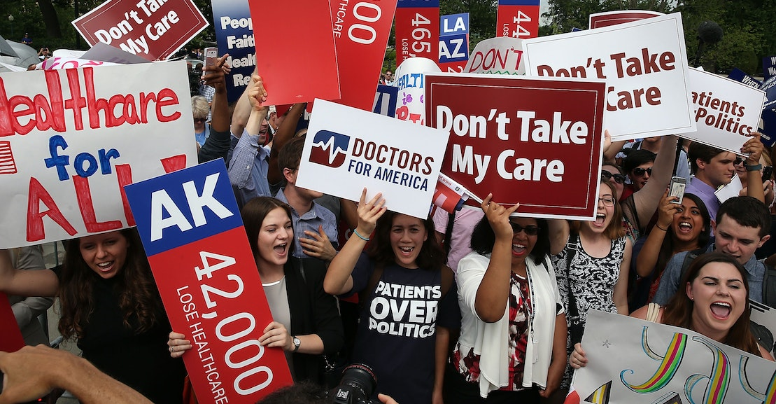 The Never-Ending Battle for Obamacare | New Republic