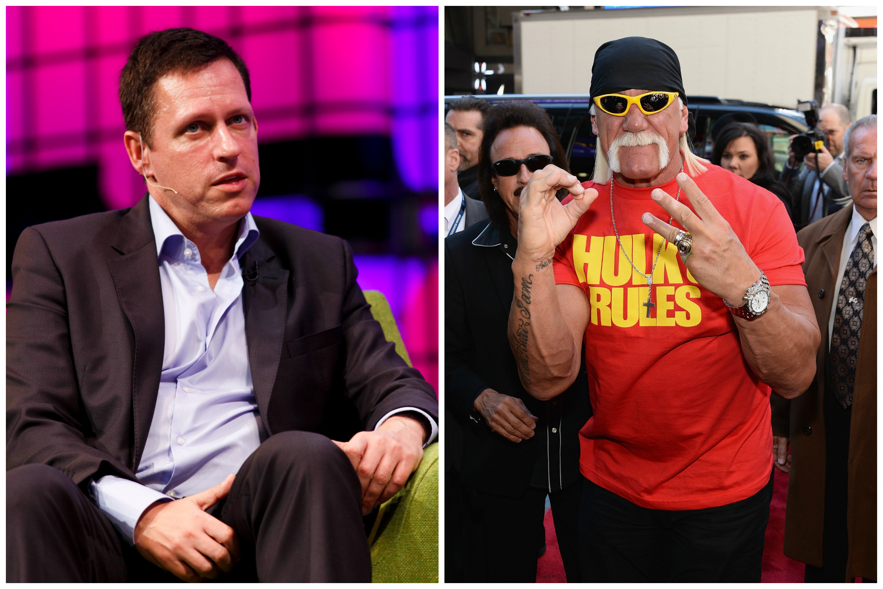 Peter Thiel's Revenge Against Gawker Is Neither Justice Nor Philanthropy