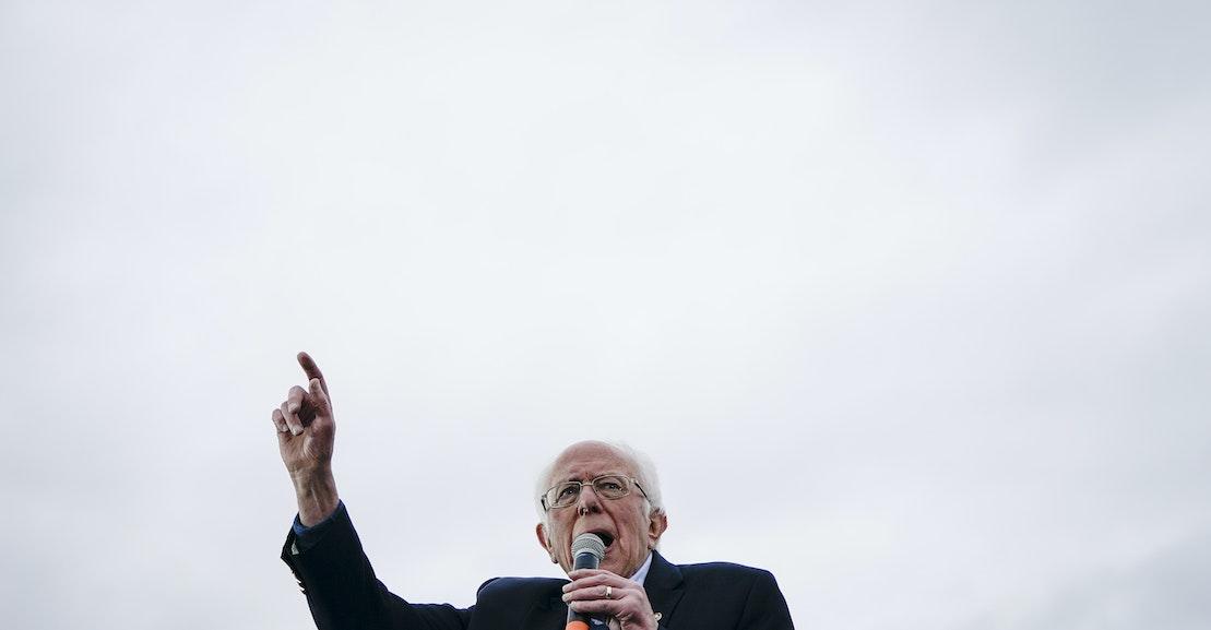 Bernie's Boring Path to Victory