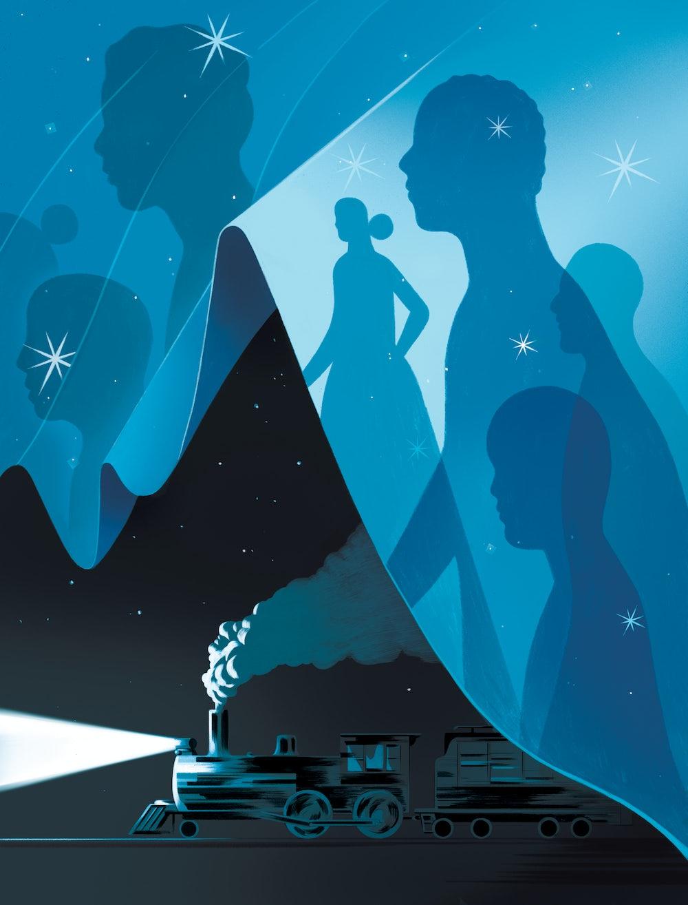 colson whitehead s fantastic voyage new republic illustrations by rebekka dunlap