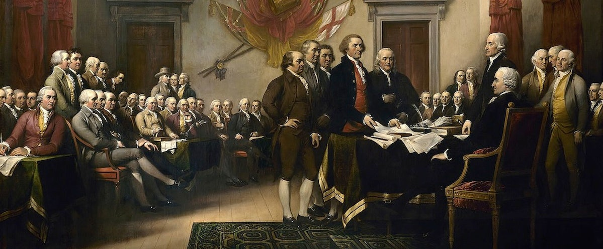 American Revolution What Did The Europeans Think The New Republic