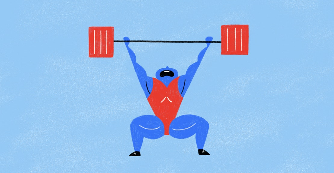 My Father, The Weightlifter | The New Republic