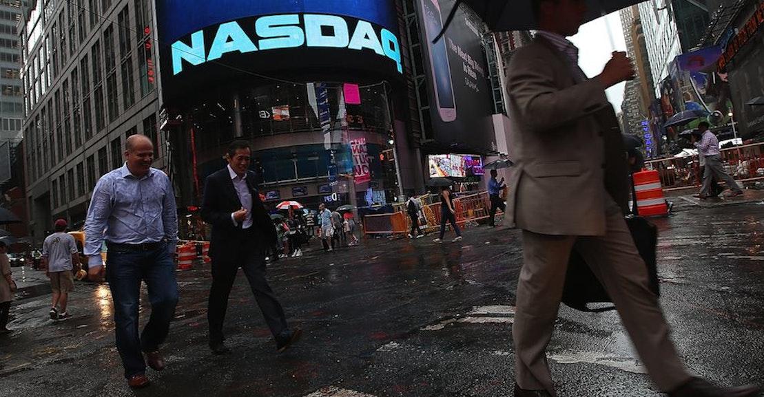 Dell Goes Private Stock Market Is A Ripoff The New Republic