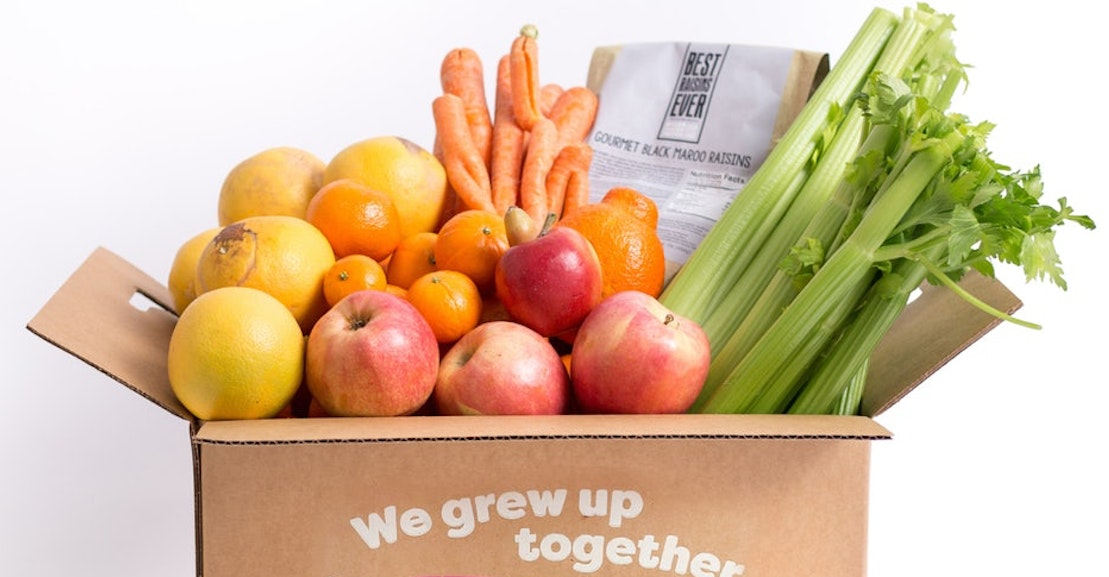 "Does Your Box of ""Ugly"" Produce Really Help the Planet? Or Hurt it"
