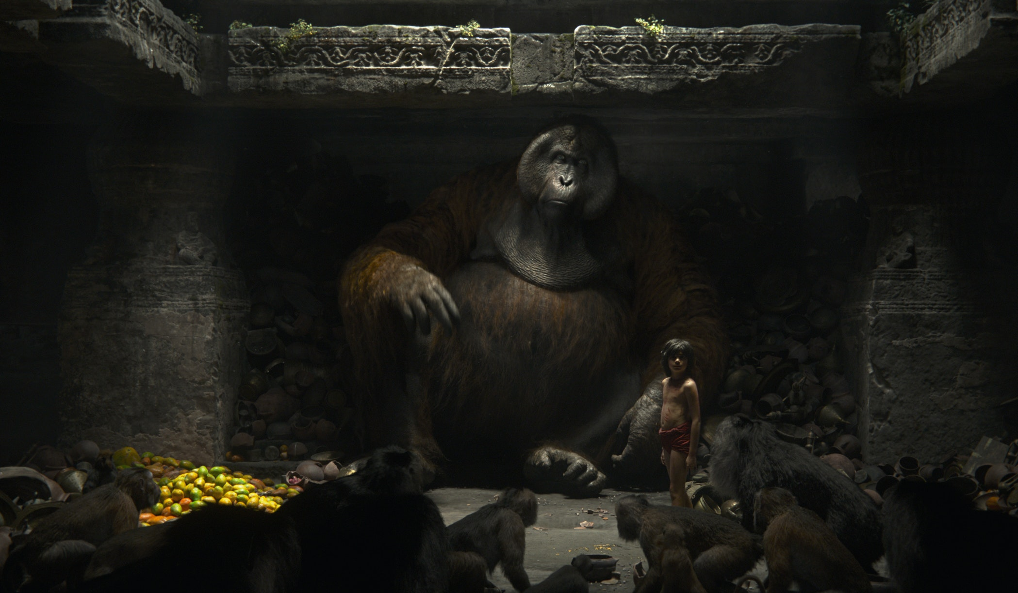 King Louie Jungle Book Song