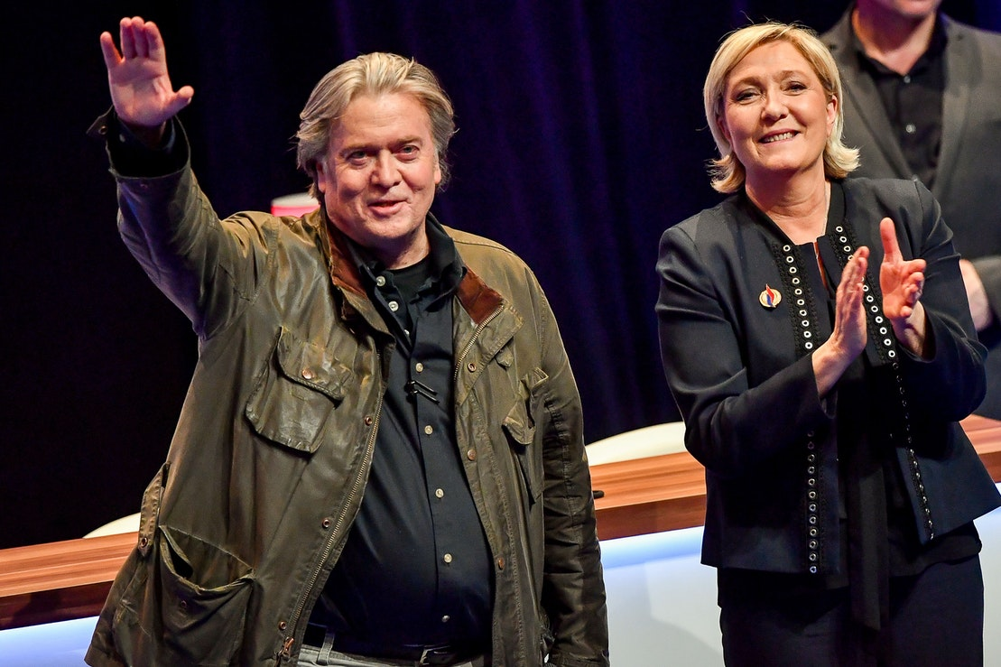 Steve Bannon's plan to remake Europe is being thwarted by the existence of things called laws.