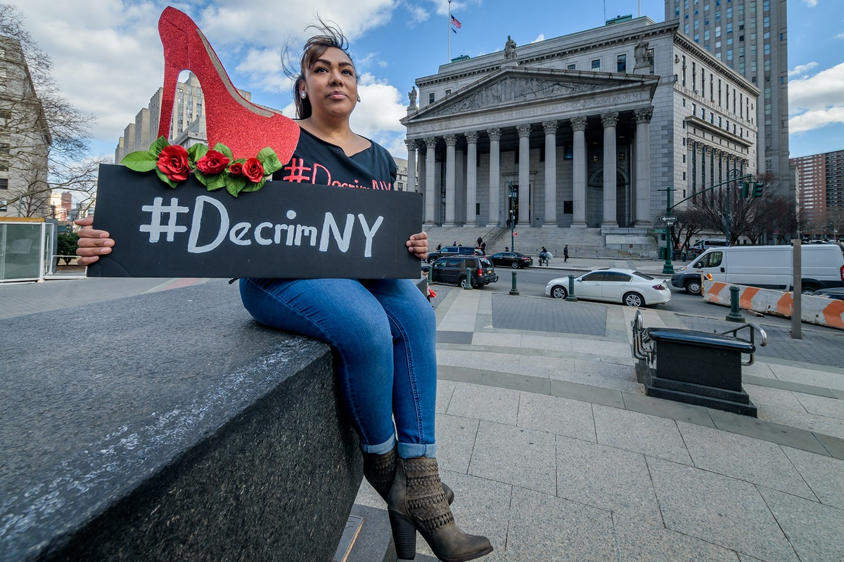 A Historic Breakthrough for Sex Workers' Rights | The New