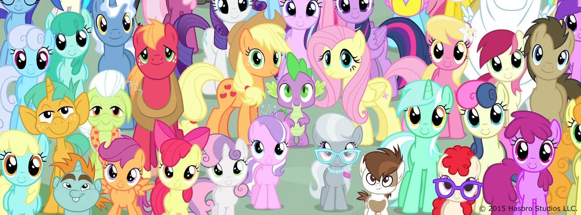 yes there s a connection between my little pony donald trump and