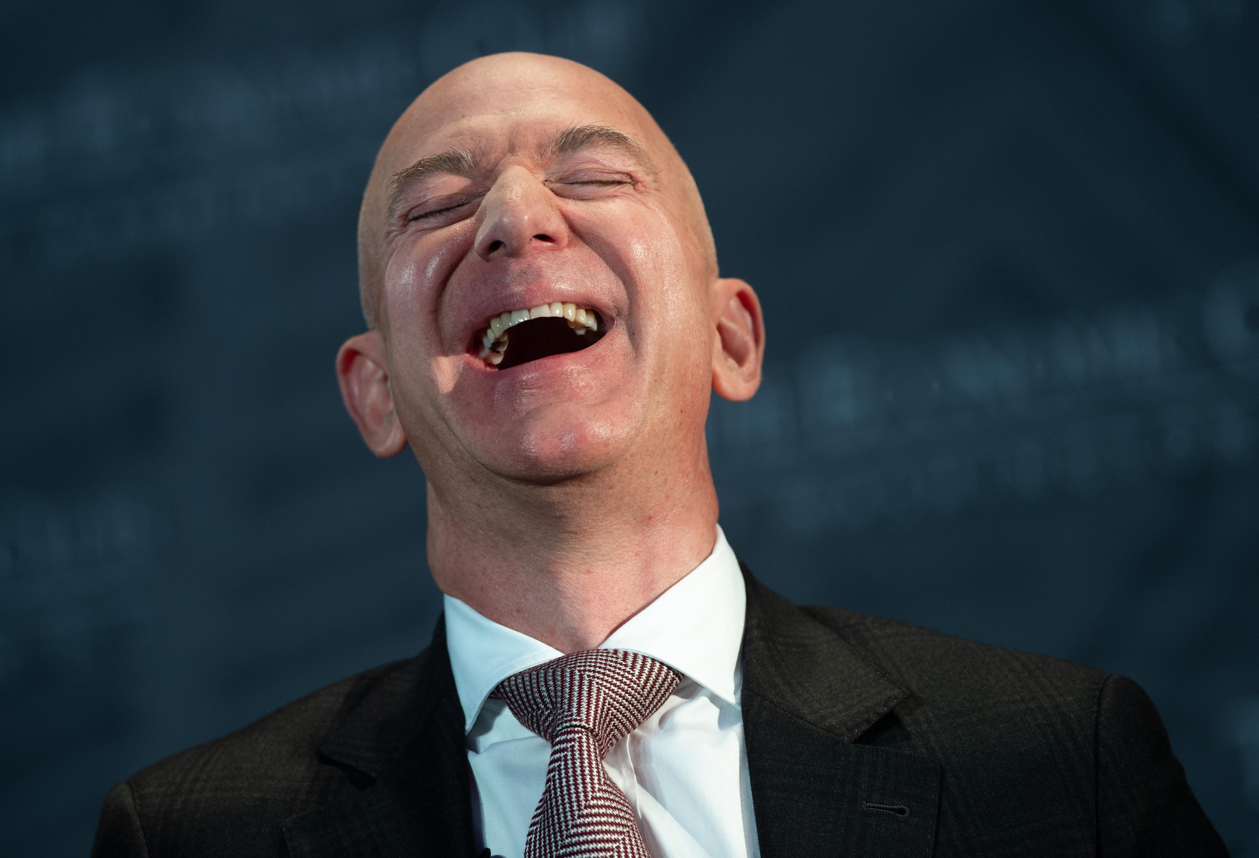 Amazon Won't Stop Until It's Devoured ...