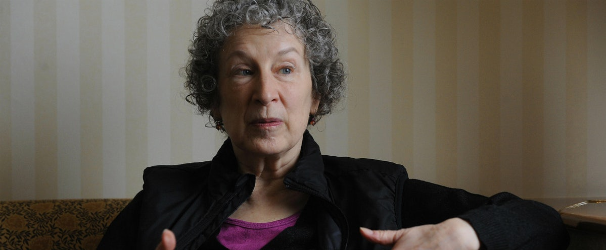 Margaret Atwood Interview on Death, Feminism, and