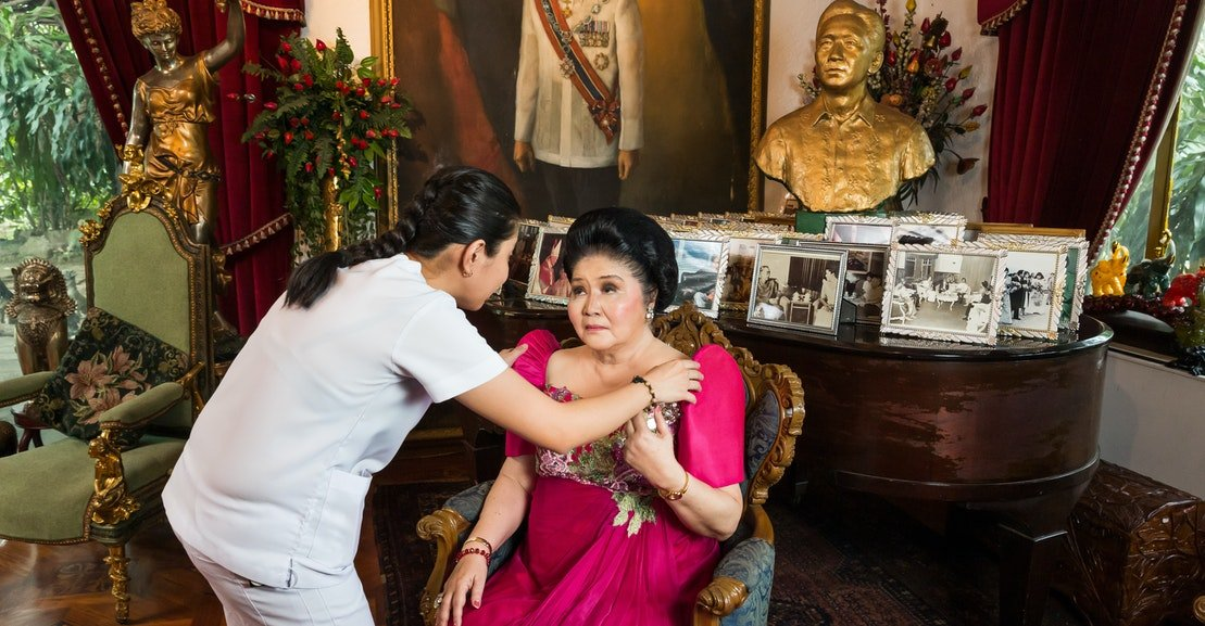 The Kingmaker Reveals the Real Imelda Marcos