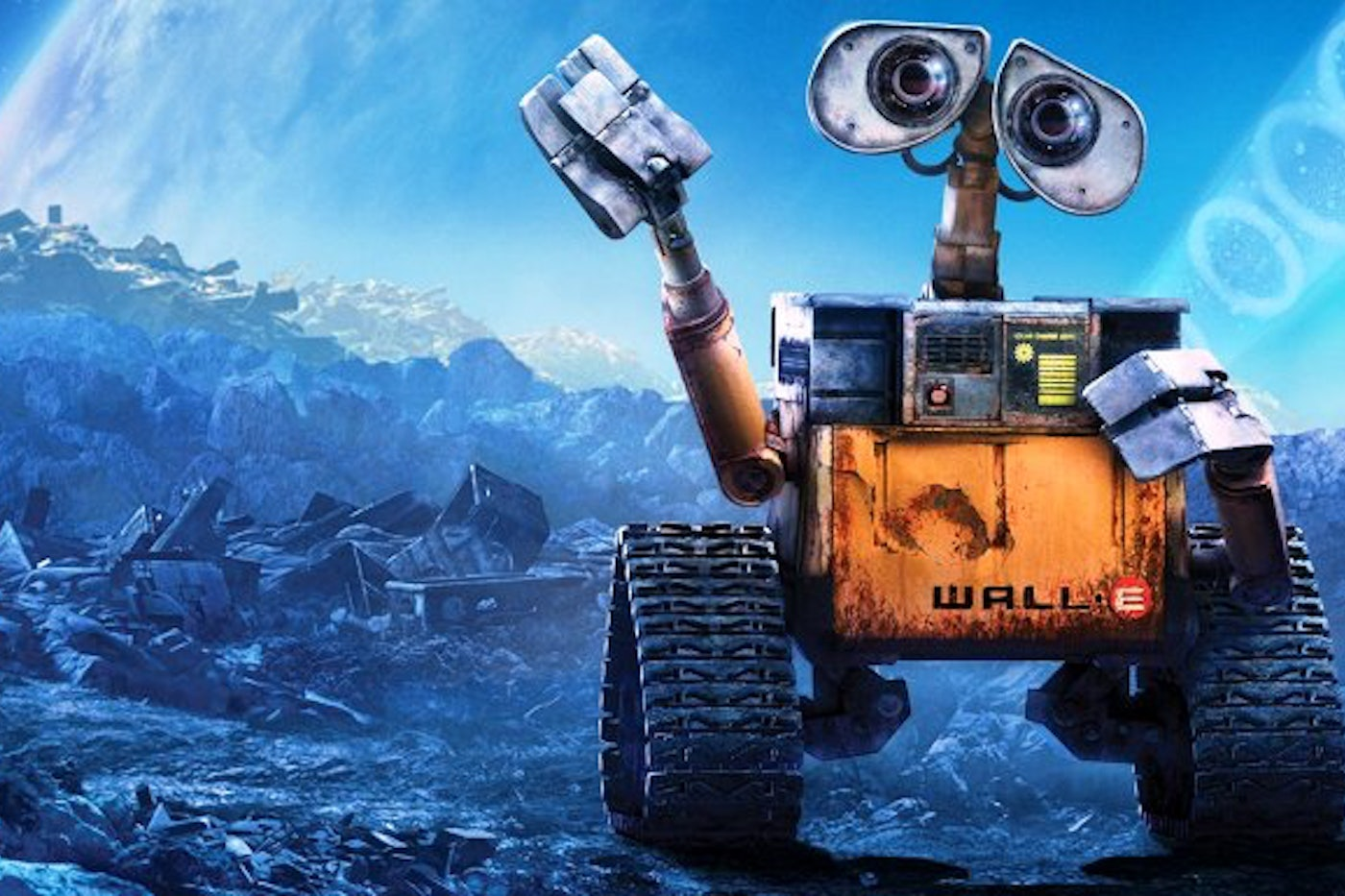 The Movie Review: 'Wall·E' | The New Republic