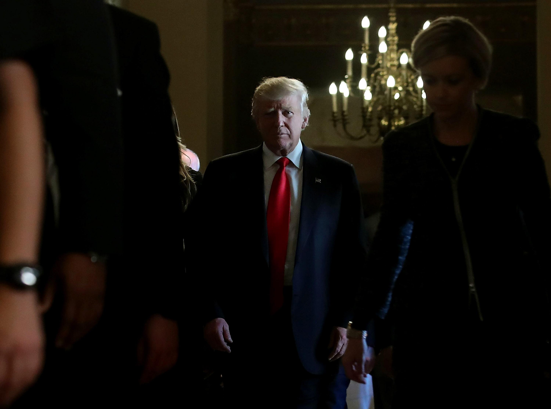 new concept fc8df 02eb8 The Trump Impeachment Fantasy Isn t Realistic   The New Republic