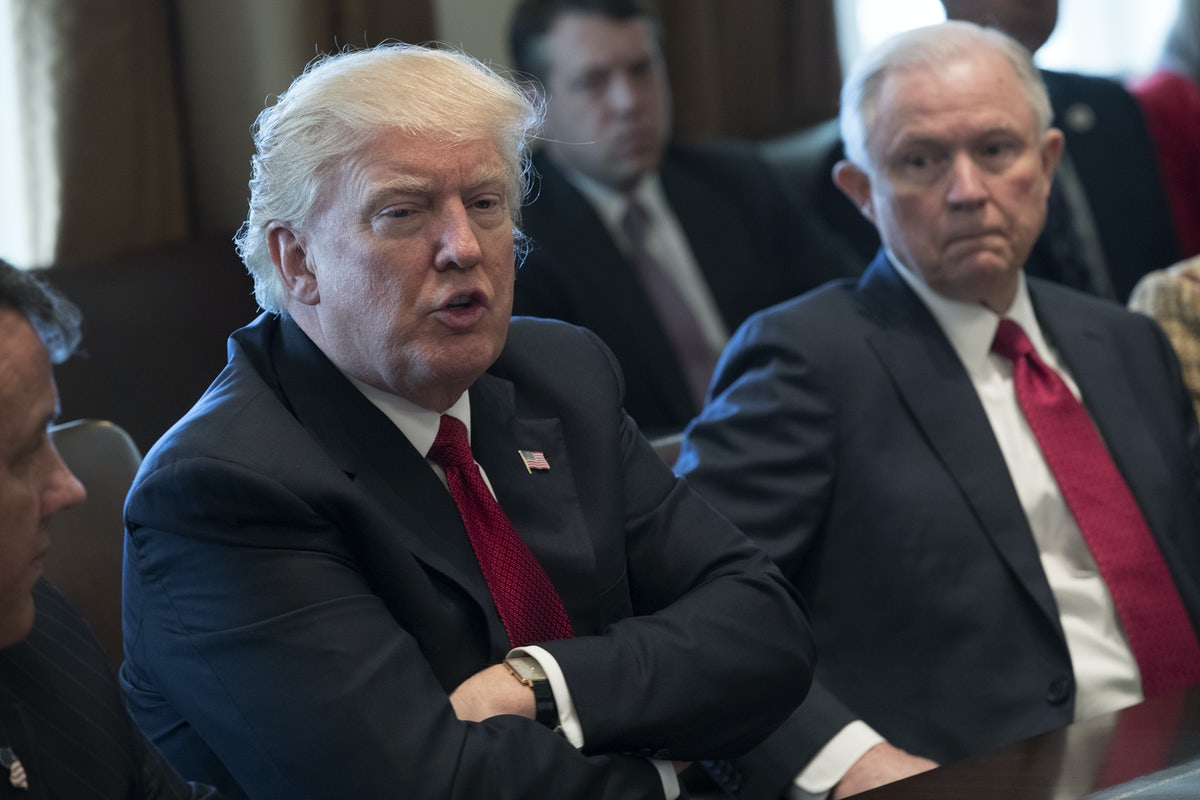 Trump Is Distorting Statistics to Demonize Immigrants | The New Republic