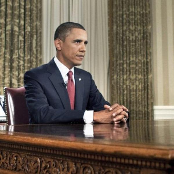 E J  Dionne Jr  reviews President Obama's Iraq speech  | The