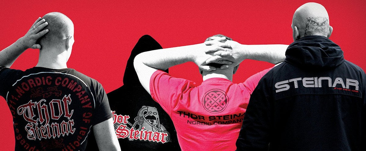Germany's Thor Steinar Is Neo-Nazi's Favorite Clothing Brand | The