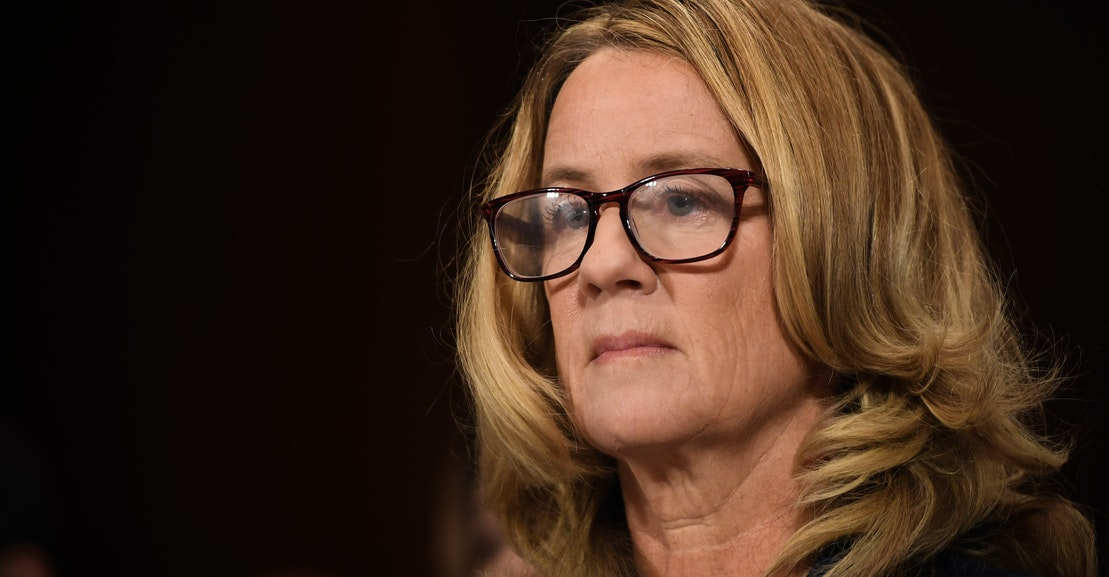 Christine Blasey Ford Indelible In The Hippocampus Is The Laughter