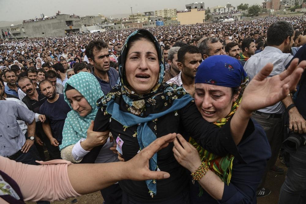 America Is Screwing the Kurds Yet Again