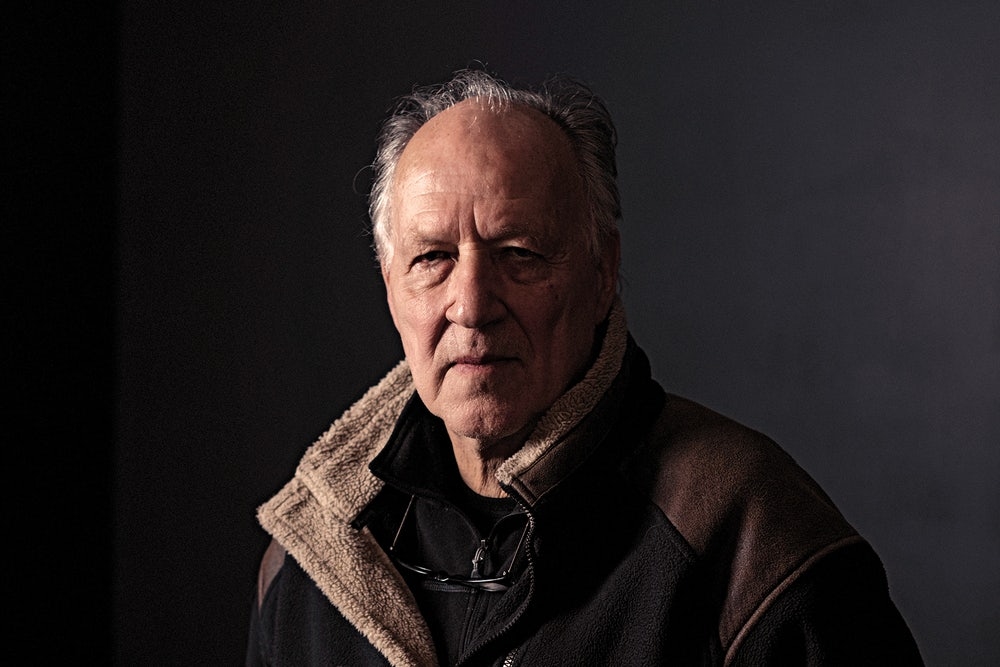 Werner Herzog Dreams of Electric Sheep